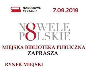 NARODOWE CZYTANIE - NOWELE POLSKIE