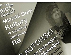 Wieczór Autorski Luizy Borkowskiej-Ziółkowskiej