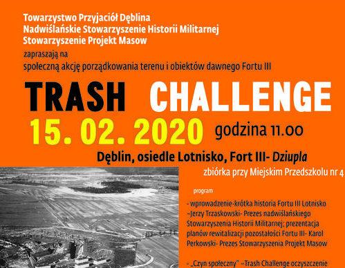 TRASH CHALLENGE