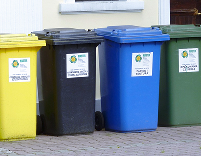 Harmonogram wywozu odpadów komunalnych na terenie Miasta Dęblin obowiązujący od 1 marca 2020 r.