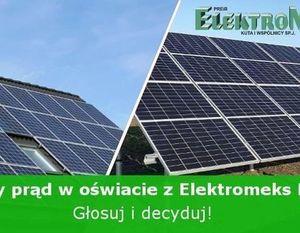 Zielony prąd w oświacie z ELEKTROMEKS Dęblin – Głosuj i decyduj!