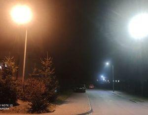 Wymiana oświetlenia na energooszczędne na terenie Miasta Dęblin