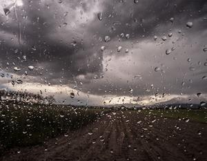 Grafika pogodowa - Deszcz