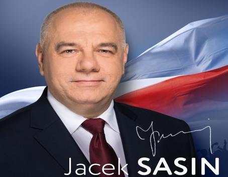 Minister Sasin w Dęblinie!