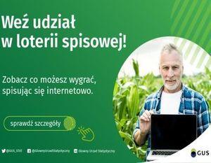 PSR 2020 - Loteria Powszechnego Spisu Rolnego 2020