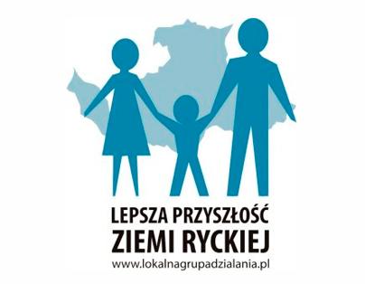 Logo Lepsza Przyszłość Ziemi Ryckiej