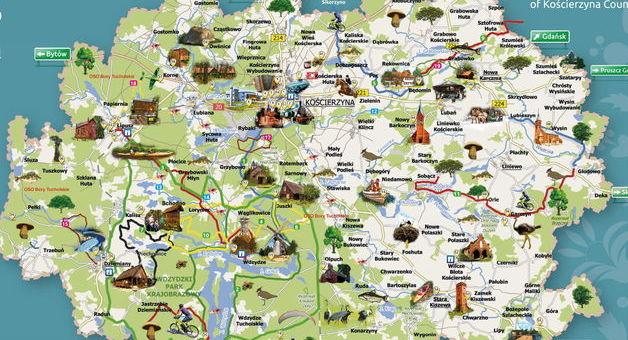 Wycinek mapy
