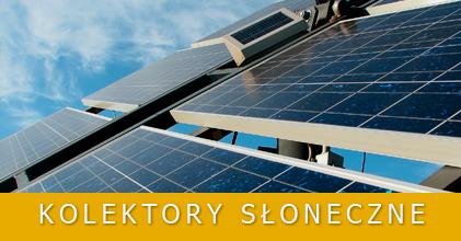 Kolektory słoneczne w gminie garbów - projekt