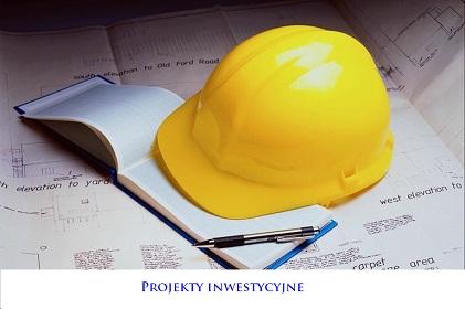 Projekty twarde  inwestycyjne realizowane w Gminie Garbów