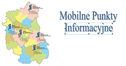 Mobilne Punkty Informacyjne Funduszy EU w Garbowie