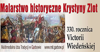 Wernisaż wystawy Malarstwo historyczne Krystyny Zlot