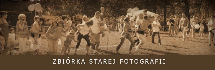 Zbiórka starej fotografii