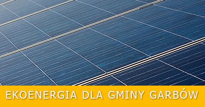 Rozpoczęły się montaże zestawów solarnych w Garbowie