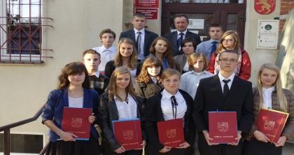 V sesja Młodzieżowej Rady Gminy Garbów I kadencji.