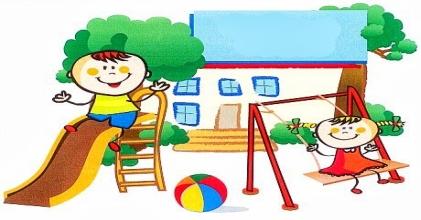 Place zabaw dla dzieci w Borkowie i Piotrowicach Wielkich