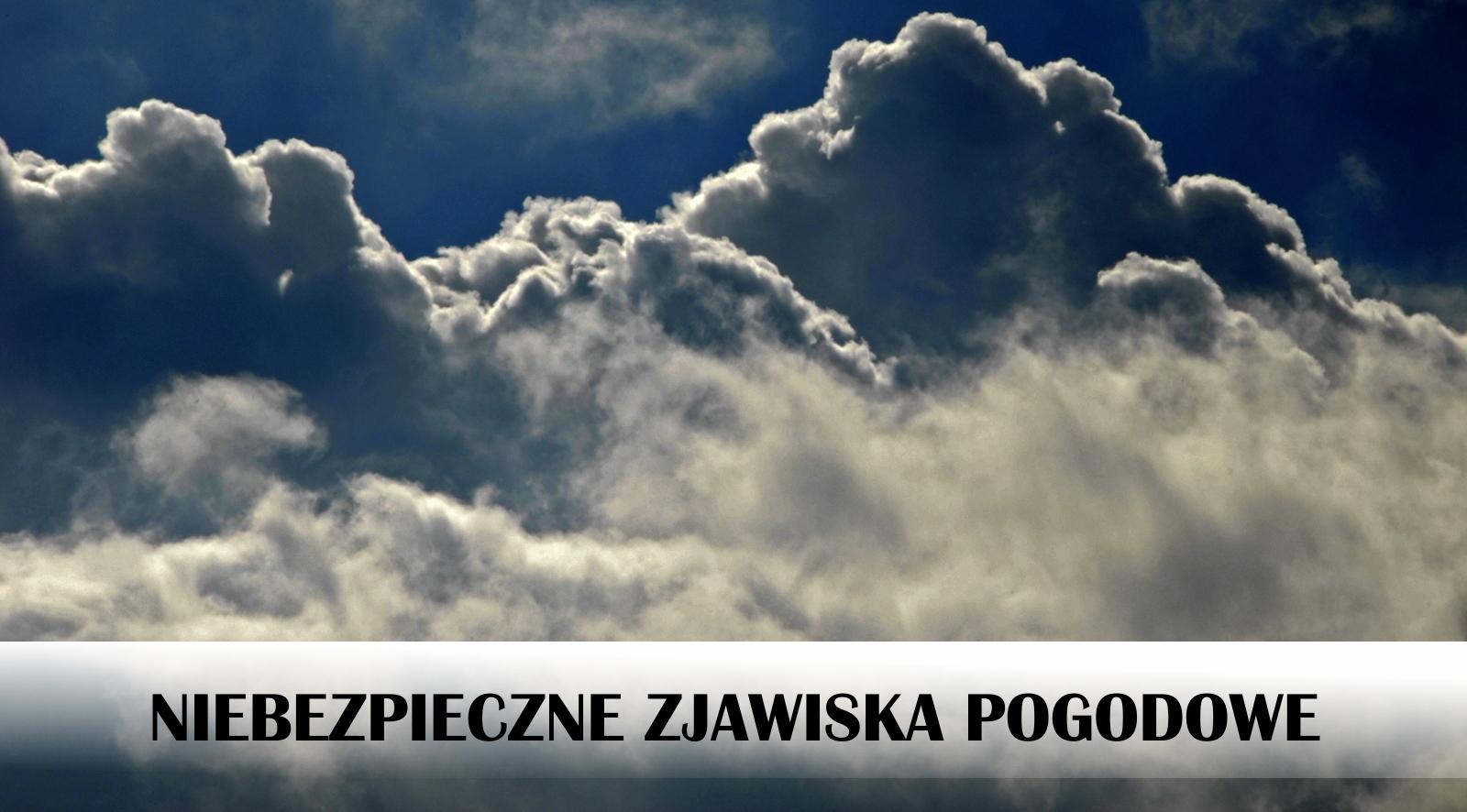 Prognoza niebezpiecznych zjawisk meteorologicznych na okres 07-10.02.2015