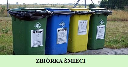Harmonogram wywozu śmieci od 1 lipca 2013