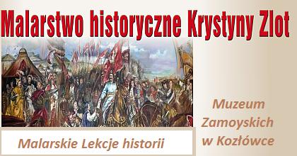 Malarskie lekcje historii Krystyny Zlot