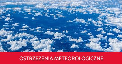 PROGNOZA NIEBEZPIECZNYCH ZJAWISK METEOROLOGICZNYCH z dn. 24.07.2016