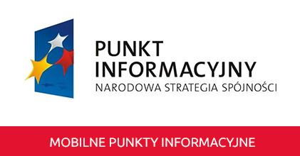 PRZYPOMINAMY Mobilny Punkt Informacyjny Funduszy Europejskich w Garbowie - 2016.11.21