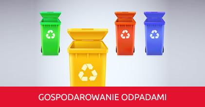Nowy harmonogram wywozu odpadów w Gminie Garbów X 2017 - IX 2018