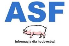 ASF Gmina Garbów objęta ograniczeniami (strefa czerwona)