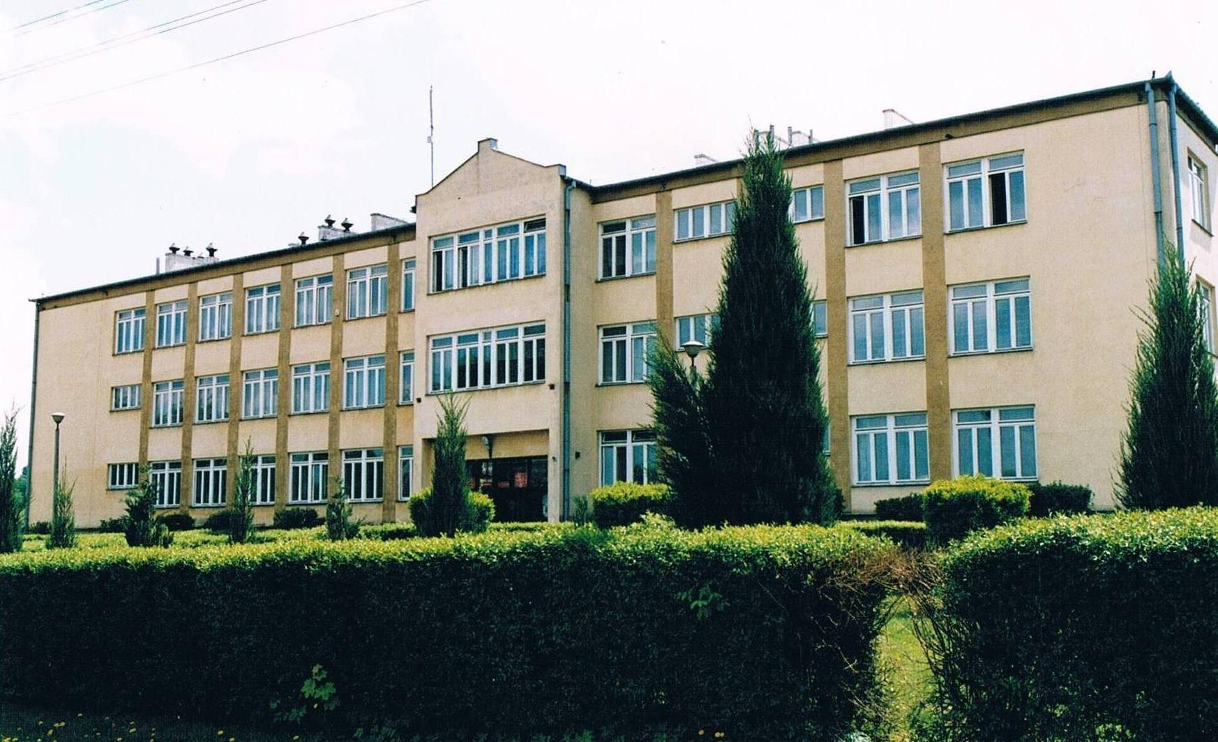 Termomodernizacja Budynku Zespołu Szkół w Garbowie