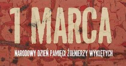 1 marca 2020 - Narodowy Dzień Pamięci Żołnierzy Wyklętych