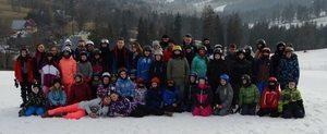 Głusk: Coraz więcej narciarzy w Wilczopolu