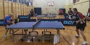 Głusk: Mistrzowie tenisa stołowego