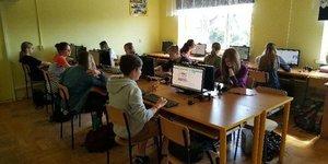 Głusk: Mistrzowie kodowania z SP Kalinówka