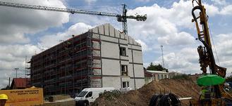 Rozbudowa szkoły w Kalinówce