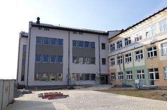 Większa szkoła w Kalinówce