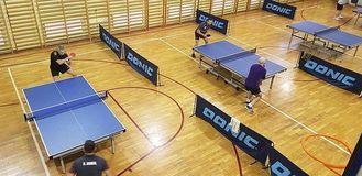 Mistrzowie tenisa stołowego