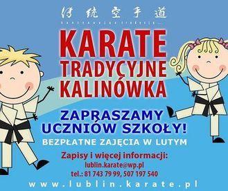 Inauguracja ligi karateków