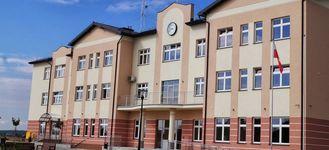 Grafika przedstawiająca Budynek Urzędu Gminy