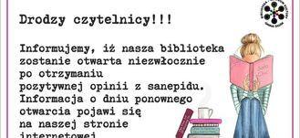Drodzy Czytelnicy!!!