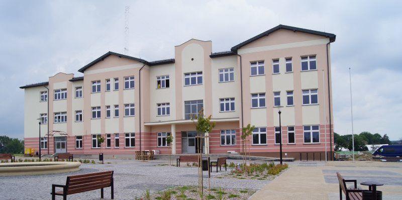 Zdjęcie Budynku Urzędu