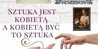Kawałek Plakatu SZTUKA JEST КОВIЕТА Α ΚΟΒΙΕΤΑ ΒYC TO SZTUKA