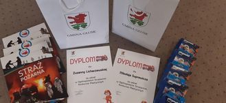 Dyplomy i nagrody
