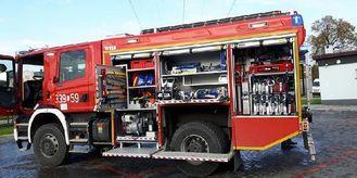 Wóx strażacki
