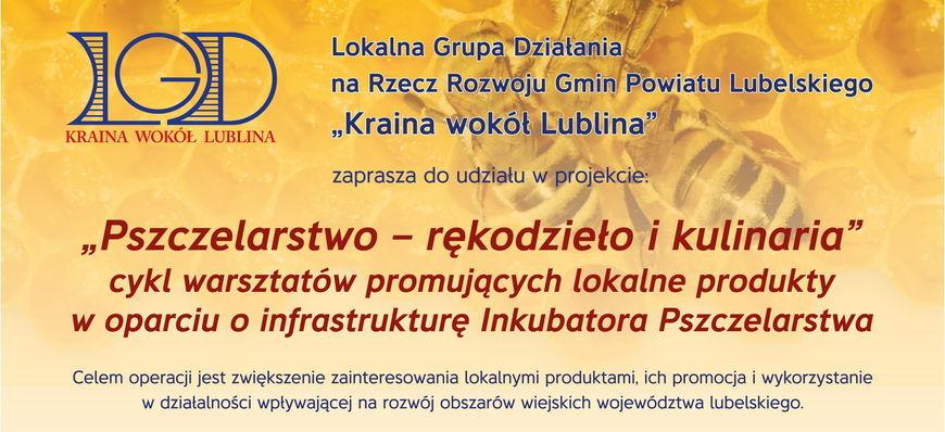 Kawałek plakatu z informacjami