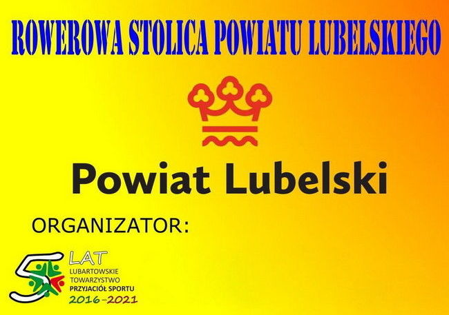Zapraszamy na rywalizację organizowaną przez Lubartowskie Towarzystwo Przyjaciół Sportu