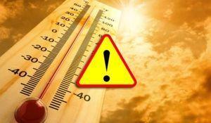 Ostrzeżenie meteorologiczne IMGW-PIB. UPAŁY