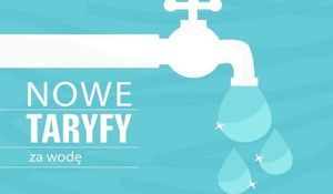 Informacja o zatwierdzeniu taryfy za zbiorowe zaopatrzenie w wodę na terenie gm. Borzechów
