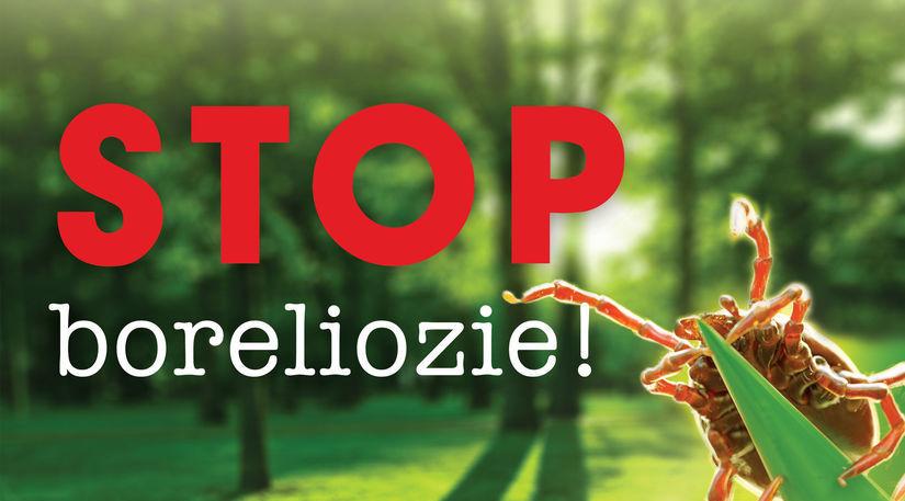 Stop boreliozie!
