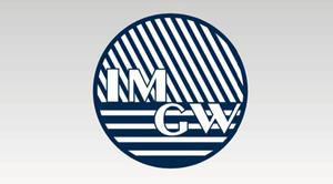 Logo Instytut Meteorologii i Gospodarki Wodnej