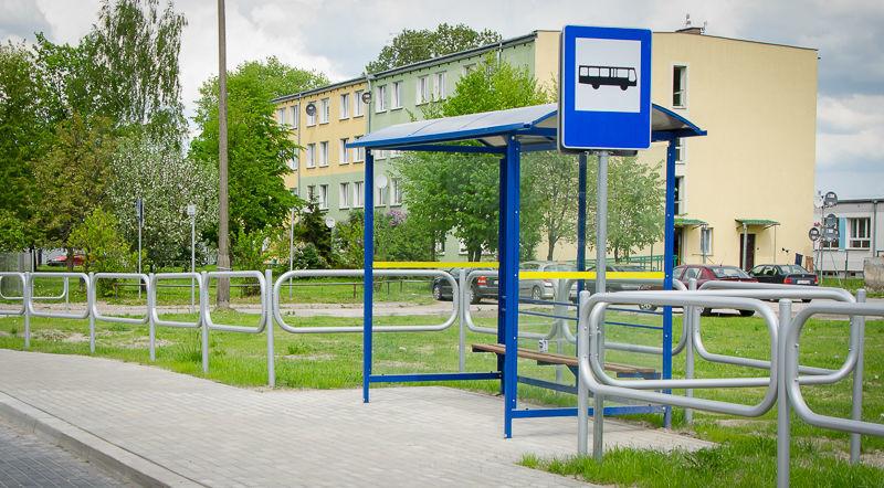 Zdjęcie przystanku
