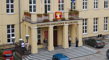 Informacja Starostwa Powiatowego w Lublinie