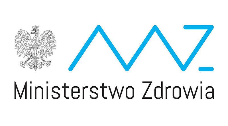 Logo Ministerstwa Zdrowia